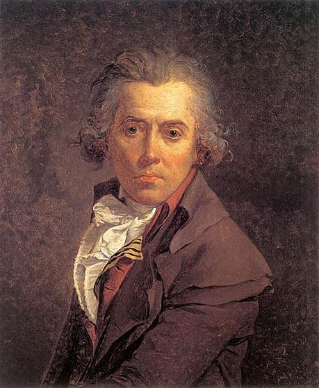 ז'אק לואי דויד – הצייר של המהפכה הצרפתית מאת יגאל ליברנט