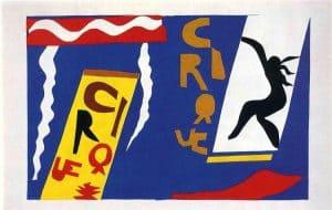 """הקרקס, """"ג'אז"""", 1947"""