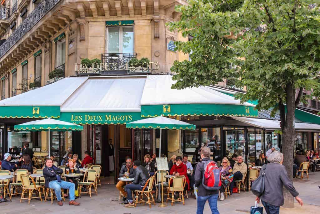 קפה דה מאגו. צילם: יואל תמנליס