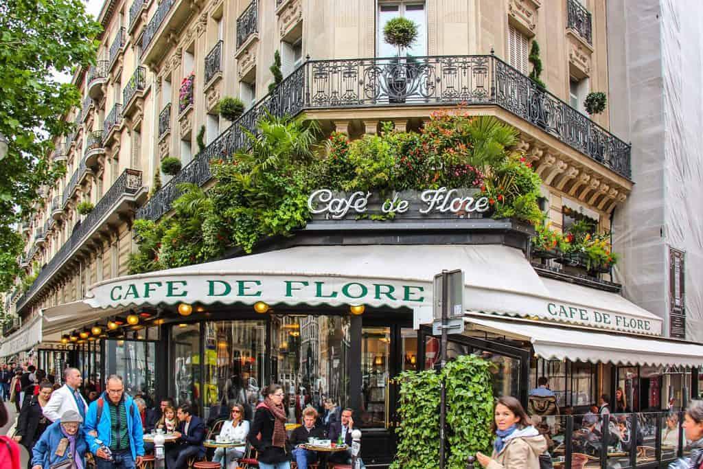 קפה דה פלור. צילם: יואל תמנליס