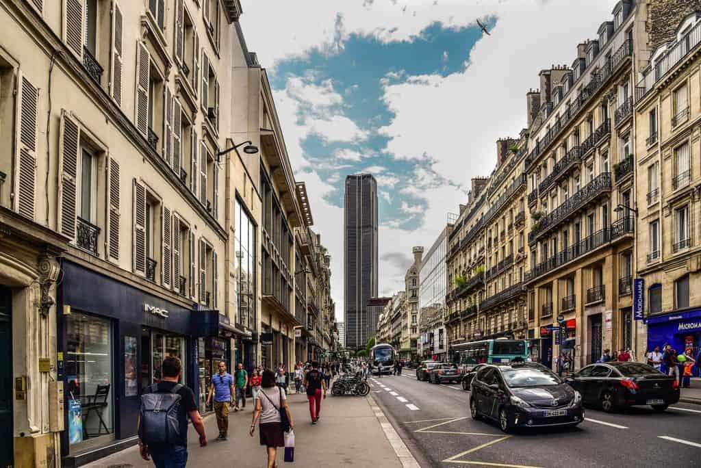 Rue de Rennes. צילם: יואל תמנליס