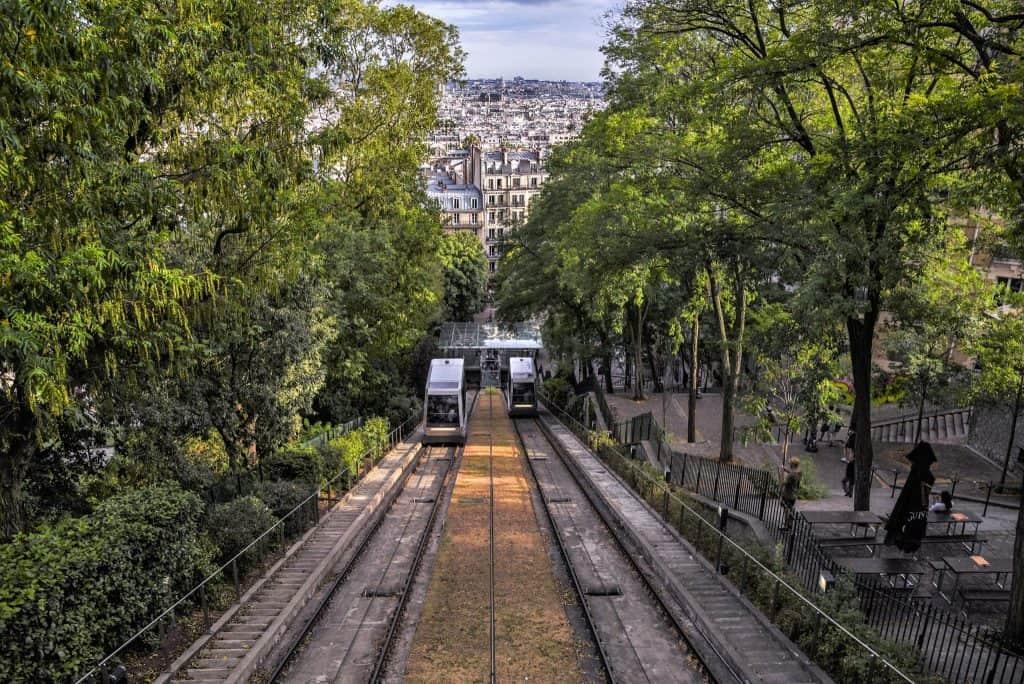 תחבורה בפריז