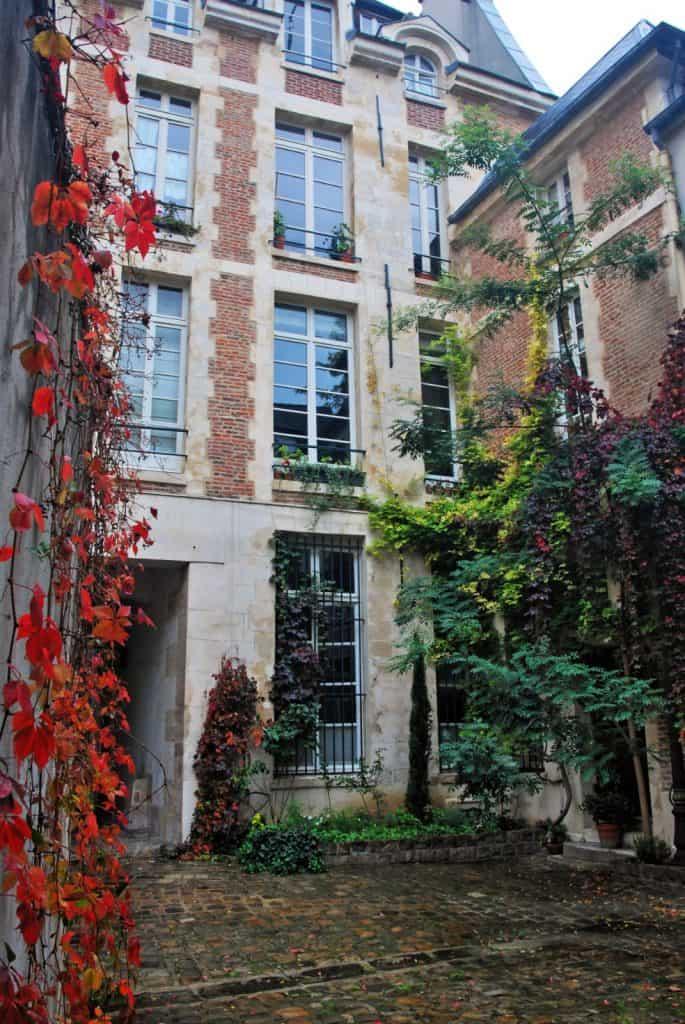 חצר מספר 2 בחצר רואהן. צילמה: רותי שמעוני