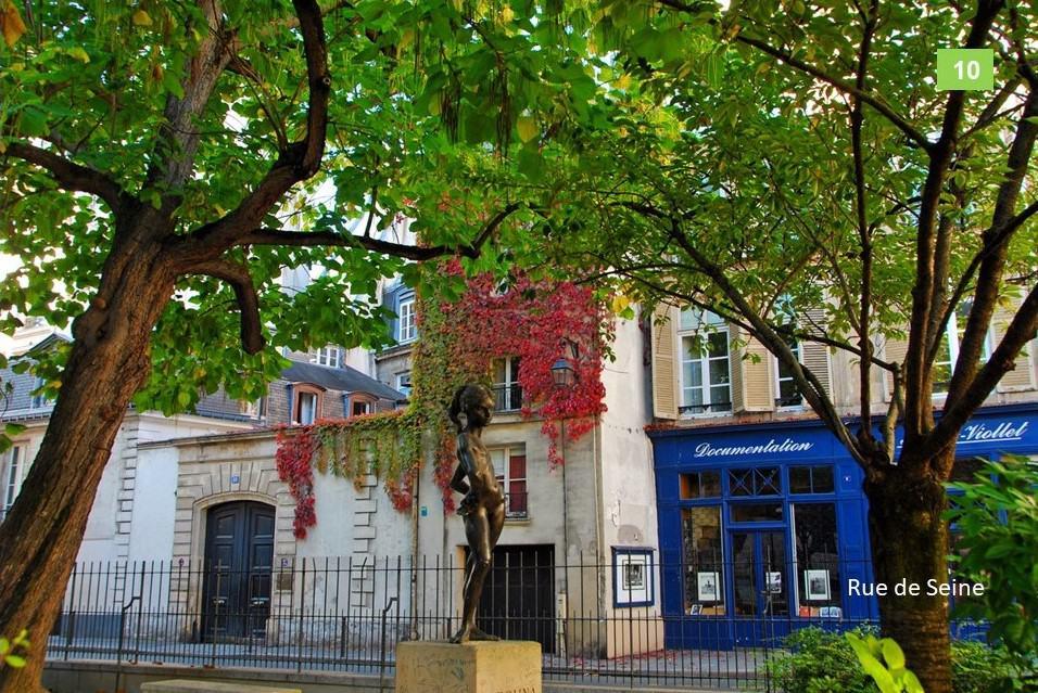 אחד הבתים מסביב לכיכר גבריאל פיארנה. צילום: רותי שמעוני