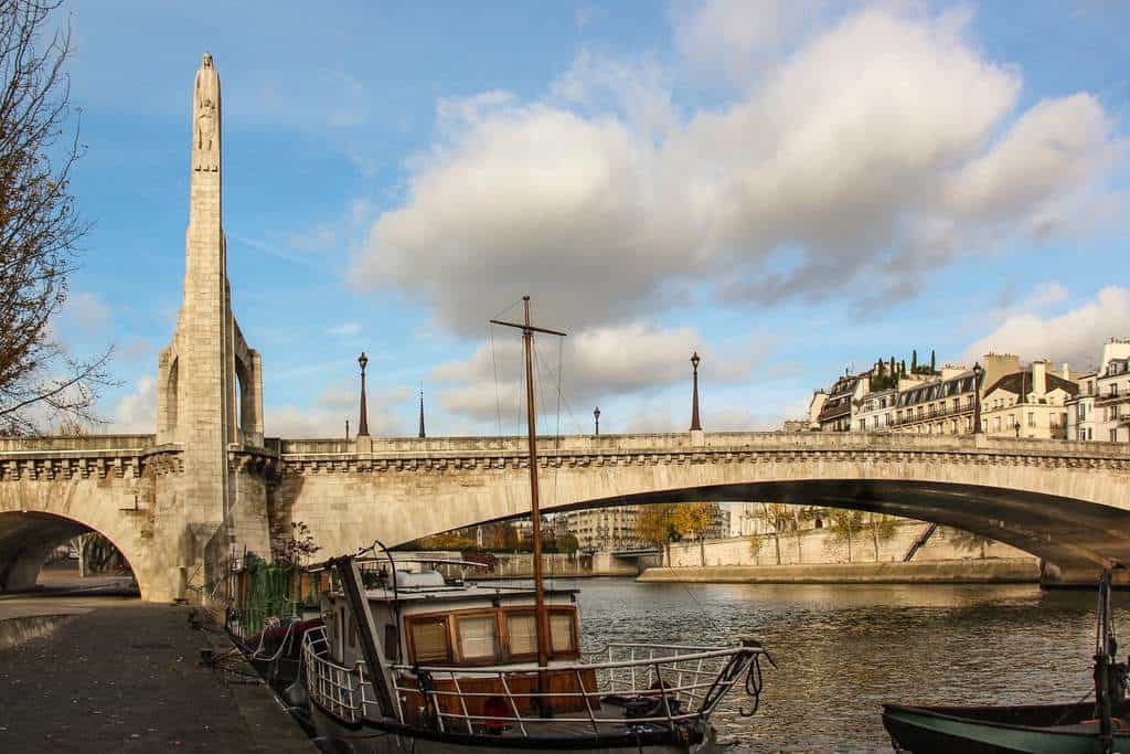 גשר דה לה טורנל. צילם: יואל תמנליס