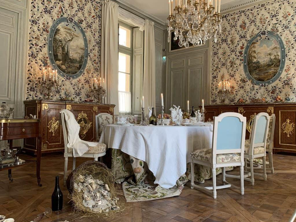 אוטל דה לה מרין (Hôtel de la Marine) - ספינת הדגל החדשה של המוזיאונים בפריז מאת רונן סאס