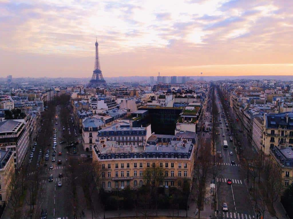 מונומנטים בפריז בהם חייבים לבקר - מידע וכרטסים