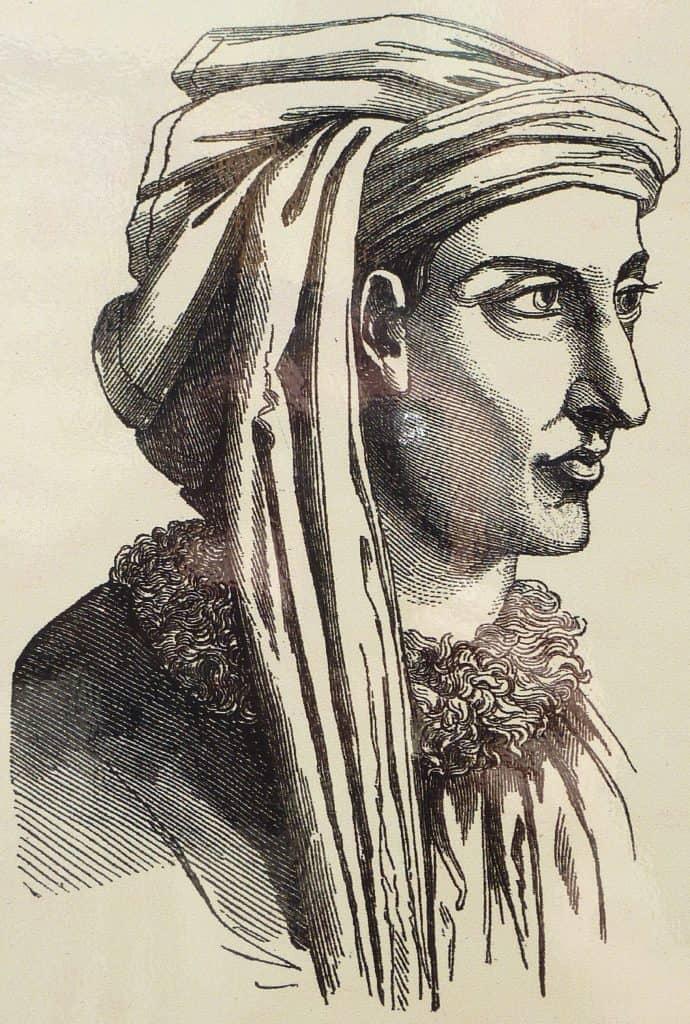 דיוקן של ז'אק קר מאת צייר לא ידוע
