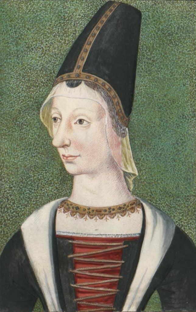 מארי מאנז'ו, מלכת צרפת