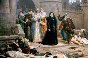 קתרינה דה מדיצ'י - אשת הנאחס הגדולה בהיסטוריה