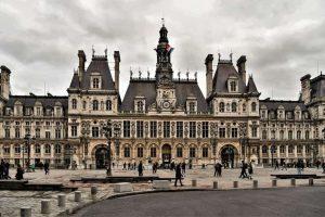 הוטל דה ויל - כי גם עיריית פריז צריכה ארמון. צילם: יואל תמנליס