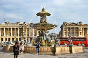 כיכר הקונקורד - אש, דם ויופי בכיכר מרכזית אחת בפריז