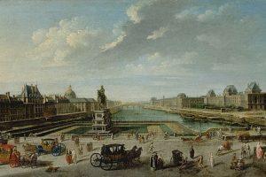עיר האורות: תולדות פריז במאות ה-17 וה-18