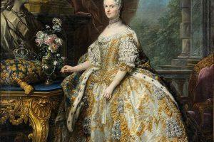 מאריה לשינסקיה מלכת צרפת