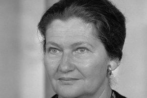סימון וייל (Simone Veil) - מקור צילום ויקיפדיה