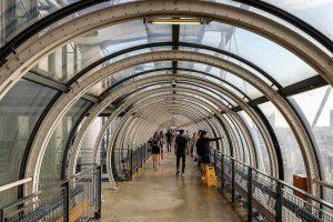 מרכז פומפידו ( Centre Pompidou ) - האם באמת חייבים לבקר שם? צילום: יואל תמנליס