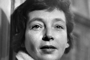 מרגריט דוראס (Marguerite Duras) - מקור צילום Wikipedia