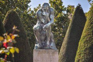 מוזיאון רודן - המוזיאון הקסום ביותר של פריז מאת יואל תמנליס