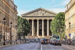 כנסיית מדלן - מבית כנסת עתיק ועד למקדש התהילה של נפוליון