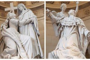 Chapelle Expiatoire - הקאפלה המסתורית בלב פריז. צילם: צבי חזנוב