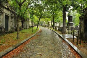 בתי הקברות של פריז