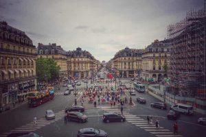 הארכיקטורה של פריז