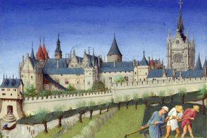 מה נשאר מפאריס של ימי הביניים מאת אביטל ענבר