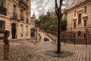 מסלולי טיול בפריז