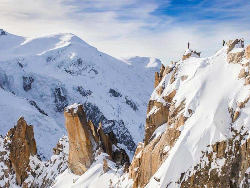 האלפים הצרפתיים - מדריך למטייל